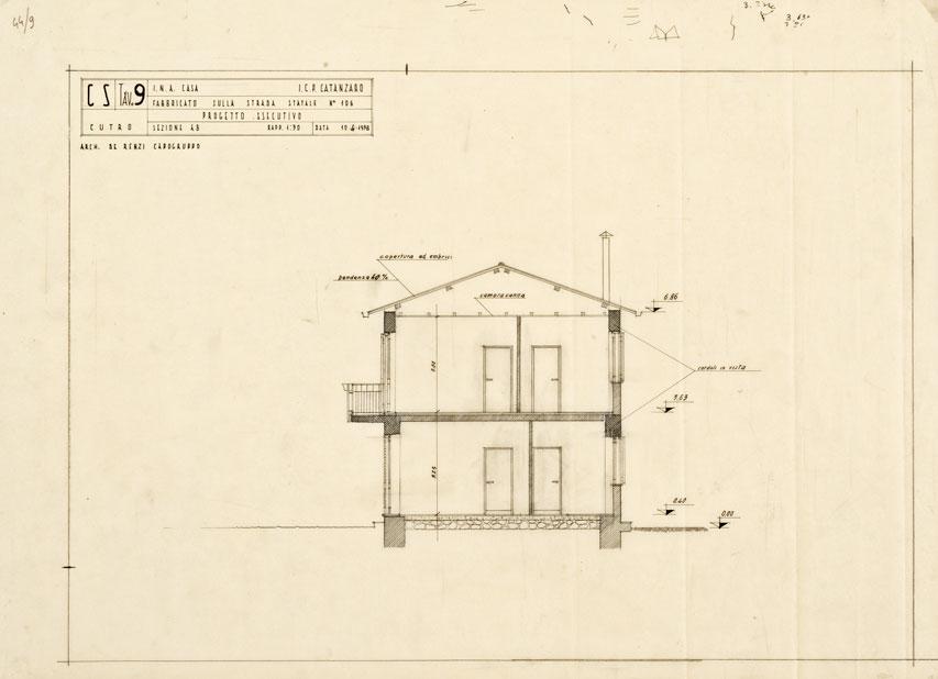 Case per lavoratori a Catanzaro - Cutro