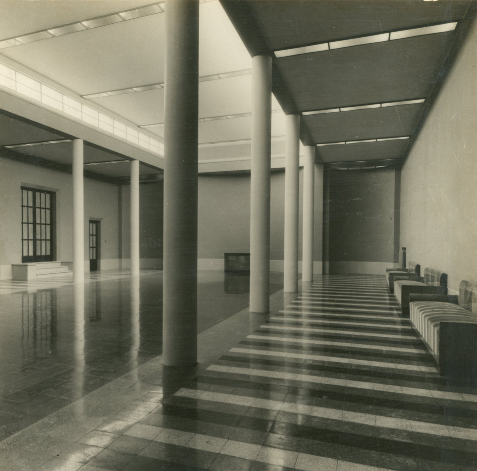 Adattamento dell'Istituto di Studi Germanici in via Sciarra, Roma