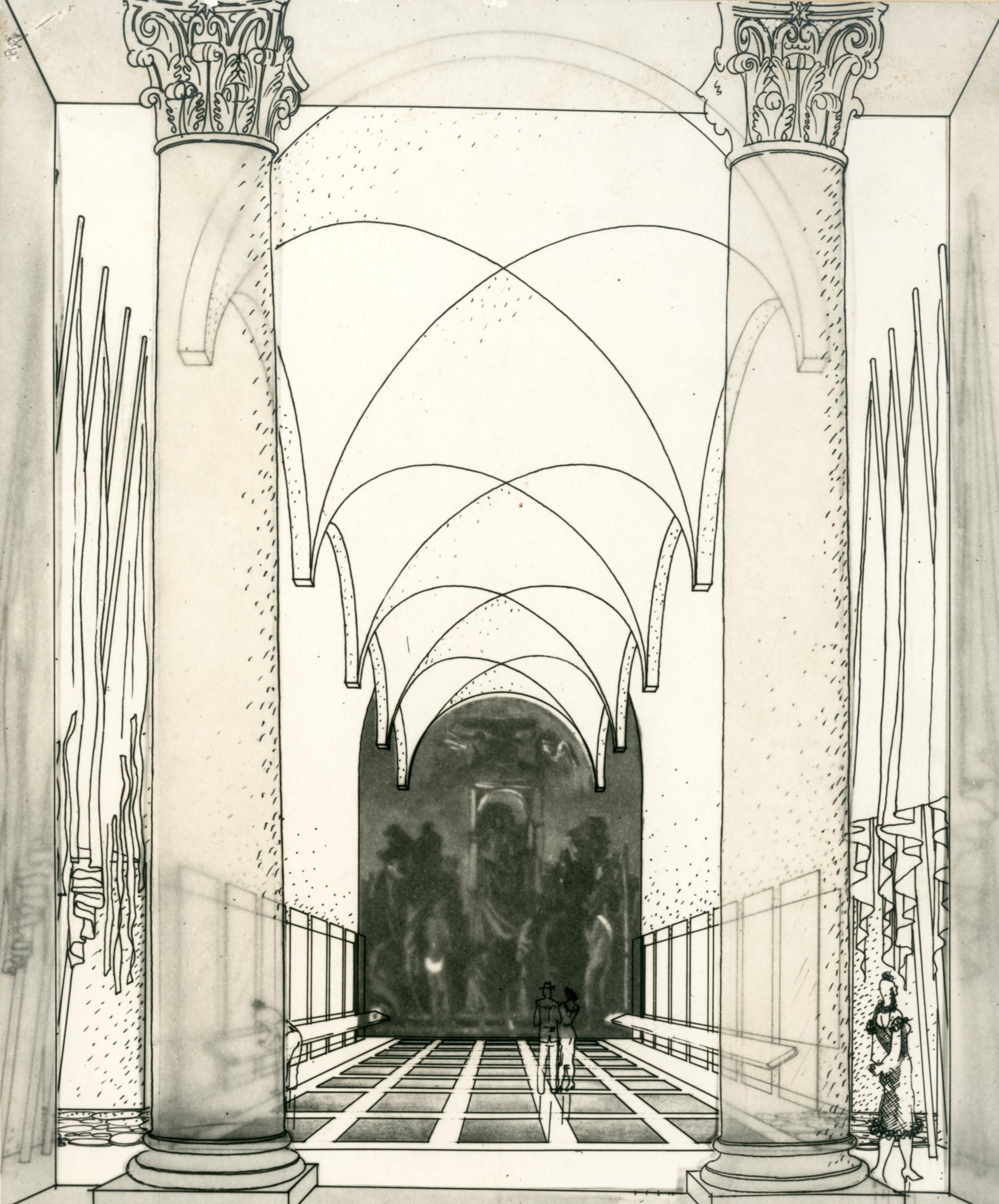 Mostra della Razza, Roma (sale dei secoli XV-XVI e XVII-XVIII)