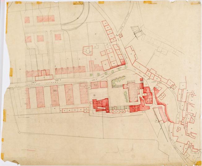 Piano di ricostruzione della zona marina di Sperlonga (Latina)