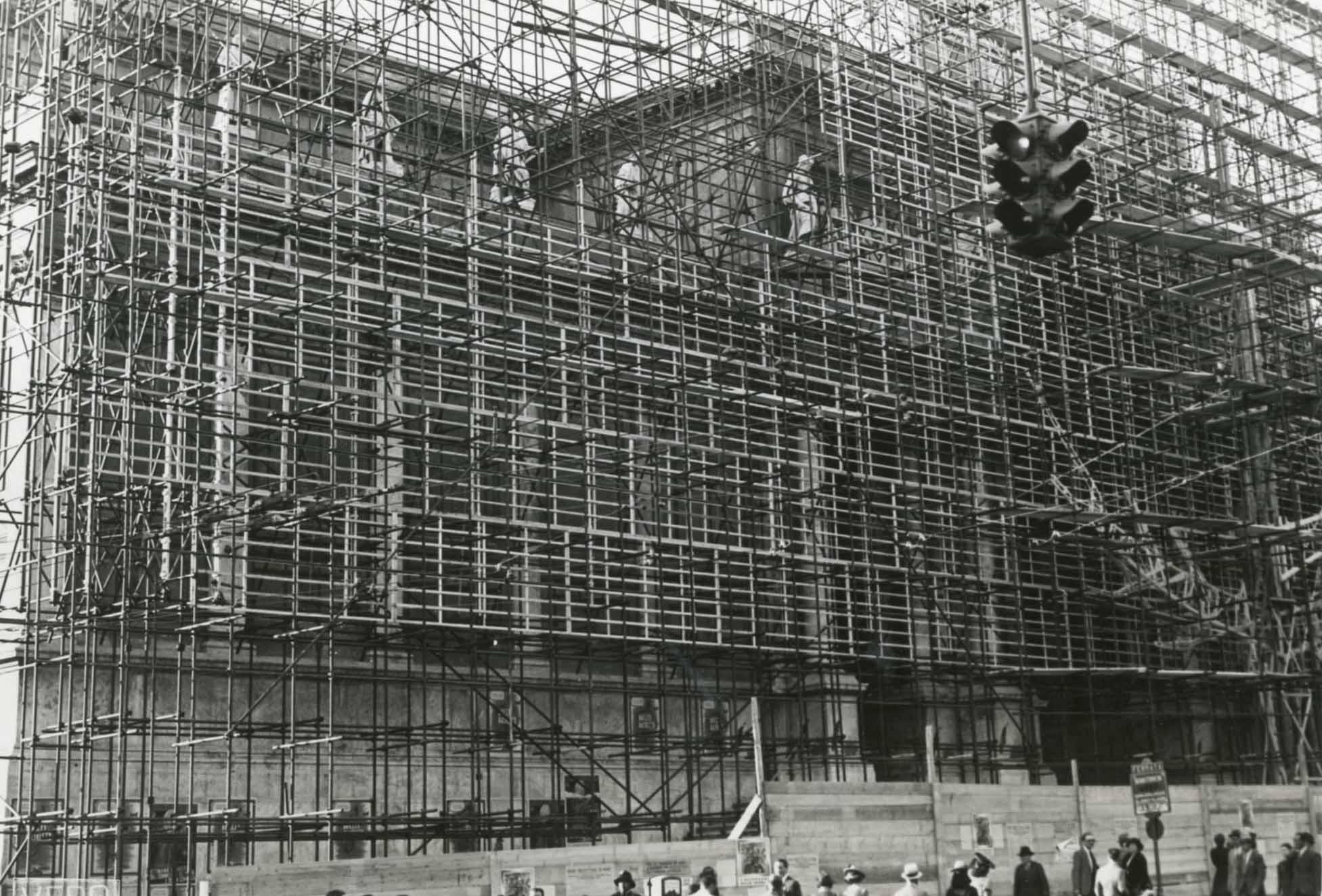Roma, 1940<br>Mostra della Razza